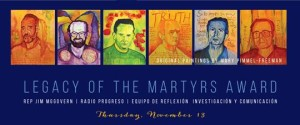 Legacy of the Martyrs Award